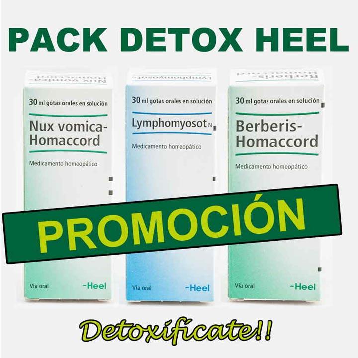 Pack Detox Heel