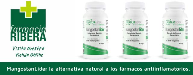 MangostanLíder de Naturlider, alternativa natural a los fármacos antiinflamatorios.