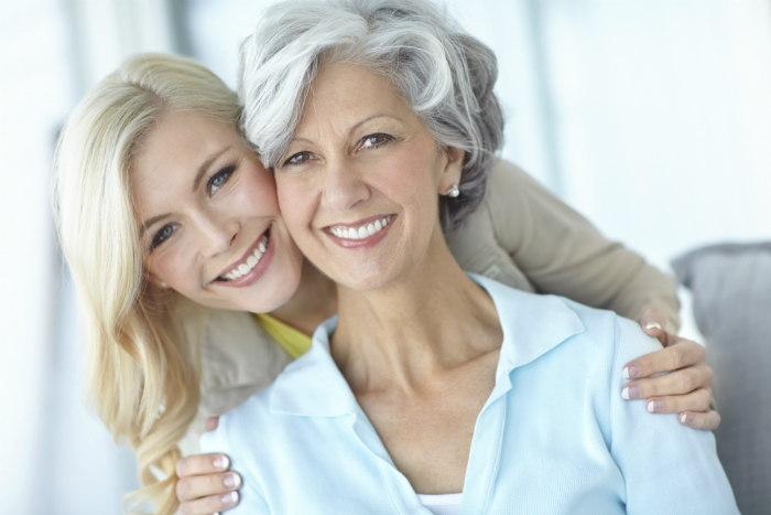 Mujeres en etapa de menopausia