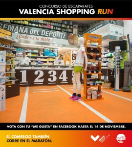 concurso escaparates maraton valencia
