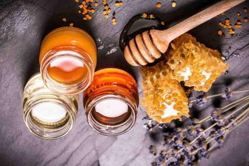 La miel es buena para aumentar las defensas