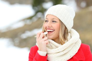 5 consejos para proteger tus labios del frío