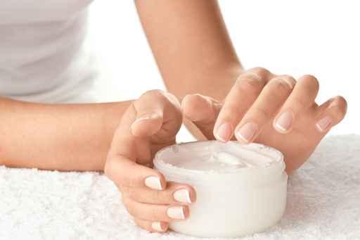 crema manos