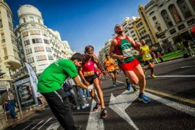 Farmacia Ribera, en el dispositivo médico del Medio Maratón Valencia 2018