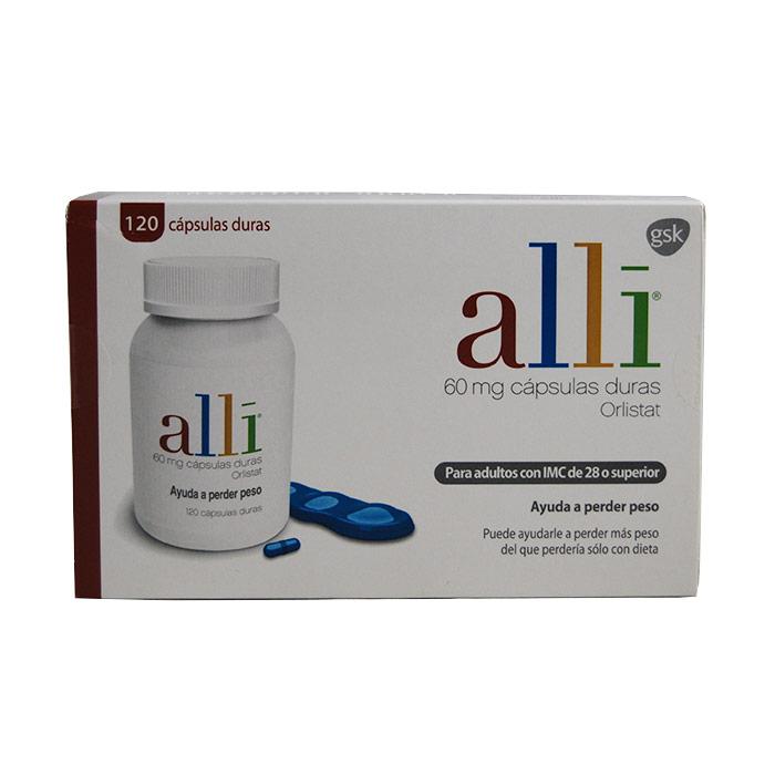 pastillas para adelgazar farmacia alli