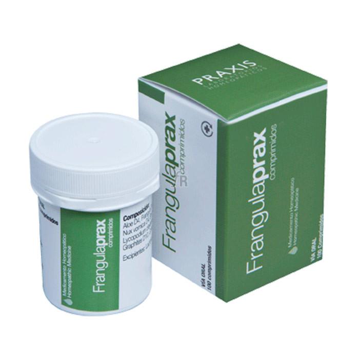 Praxis Frangulaprax 100 Comprimidos - Farmacia Ribera