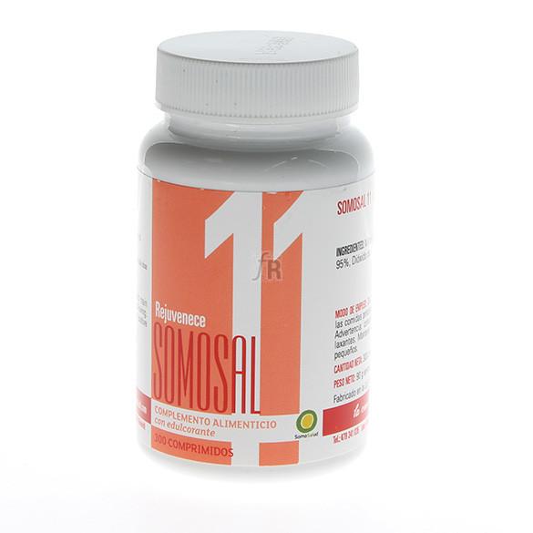 Somosalud Somosal Nº11 Rejuvenece 300 Comprimidos