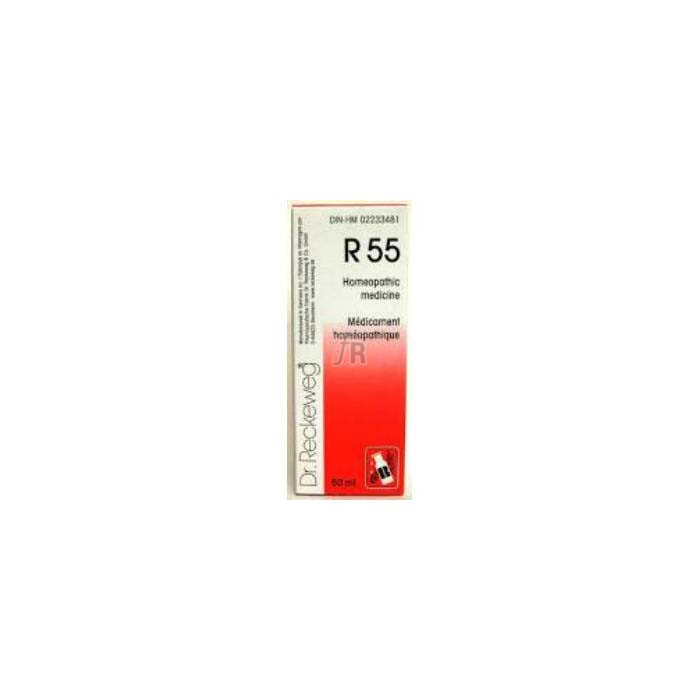 R-55 Gotas 50 Ml Dr Reckeweg - Varios