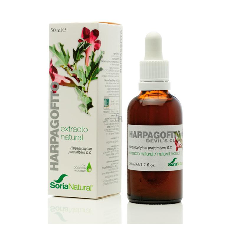 Soria Natural Harpagofito Extracto Gotas 50 Ml - Farmacia Ribera
