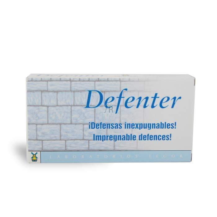 Defenter 40 Capsulas Tegor