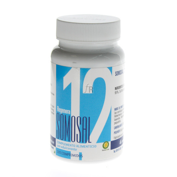 Somosalud Somosal Nº12 Regenera 300 Comprimidos