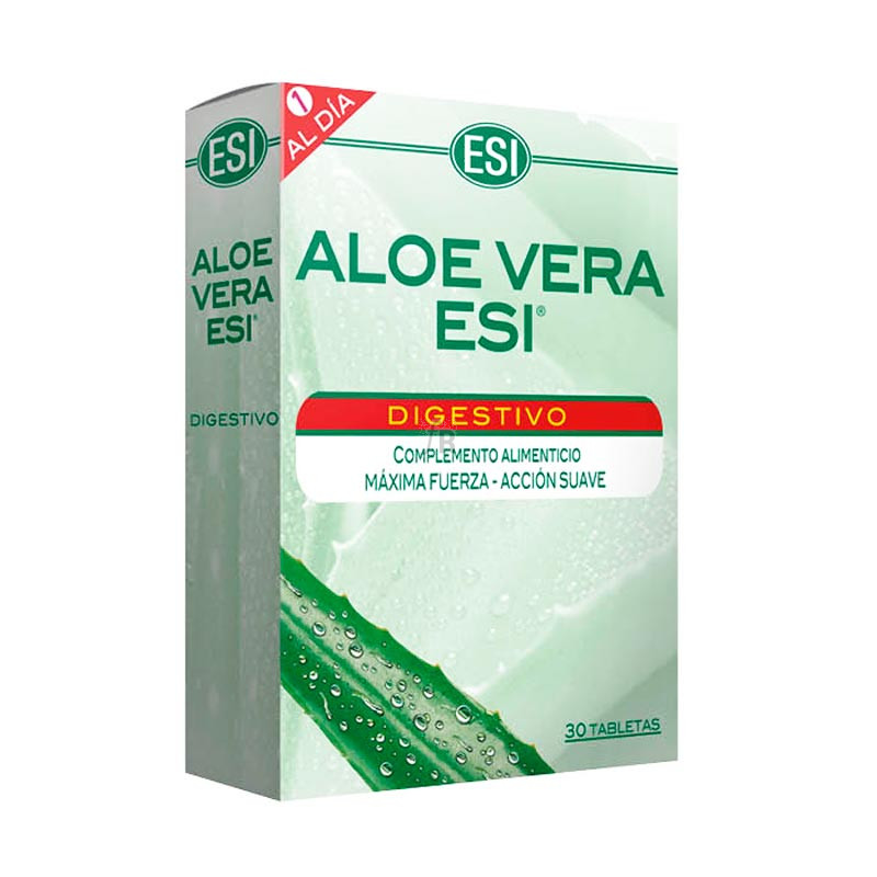 Aloe Vera Digestivo 30 Tabletas Trepat-Diet - Farmacia Ribera