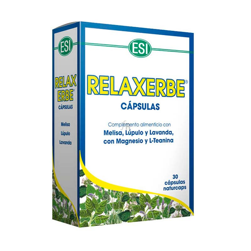 Esi Relaxerbe 30Cap. - Farmacia Ribera
