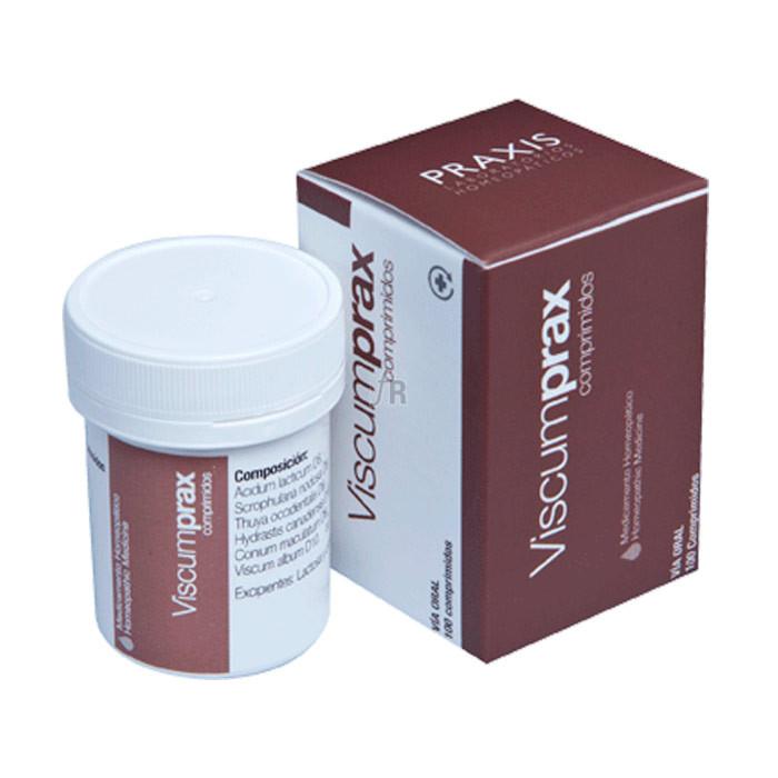 Praxis Viscumprax 100 Comprimidos - Farmacia Ribera