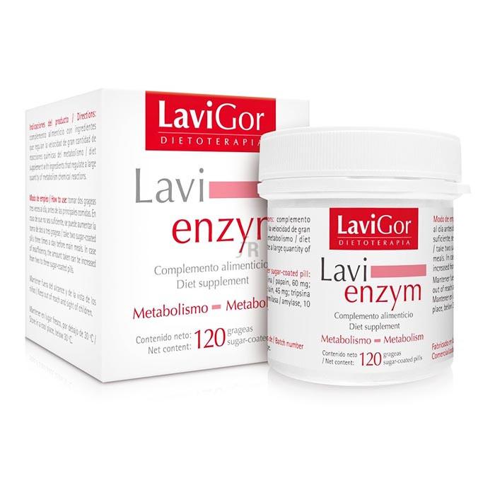 Lavi Enzym 120 Grageas Lavigor