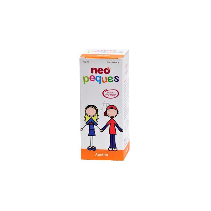 Neopeques Apetito  Jbe 150Ml Neovital - Neovital
