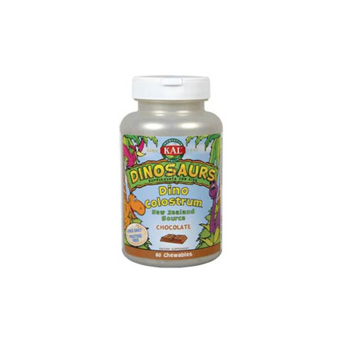 Kal Colostrum Chocolate 60 Dinosaurios