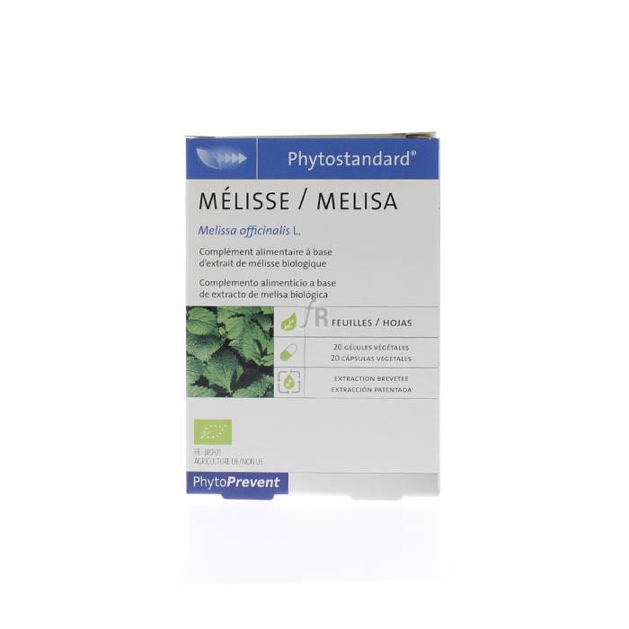 Phytostandard Melisa Jarabe 90 Ml Pileje