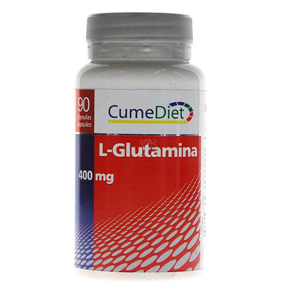 L-Glutamina 90 Cap.