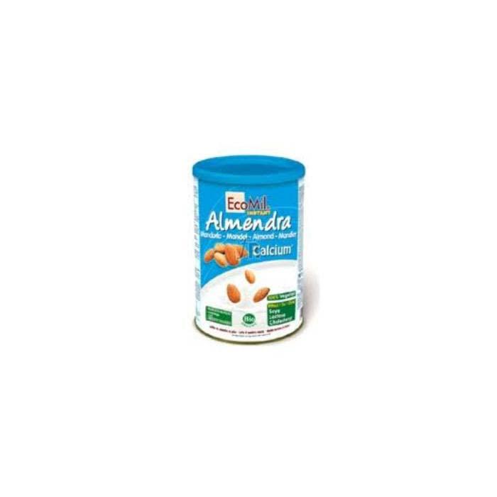 Ecomil Almond Almendras Calcium 400Gr - Varios