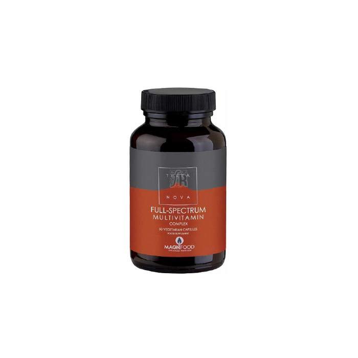 Multinutriente Comprimidosleto 50 Cápsulas - Terranova