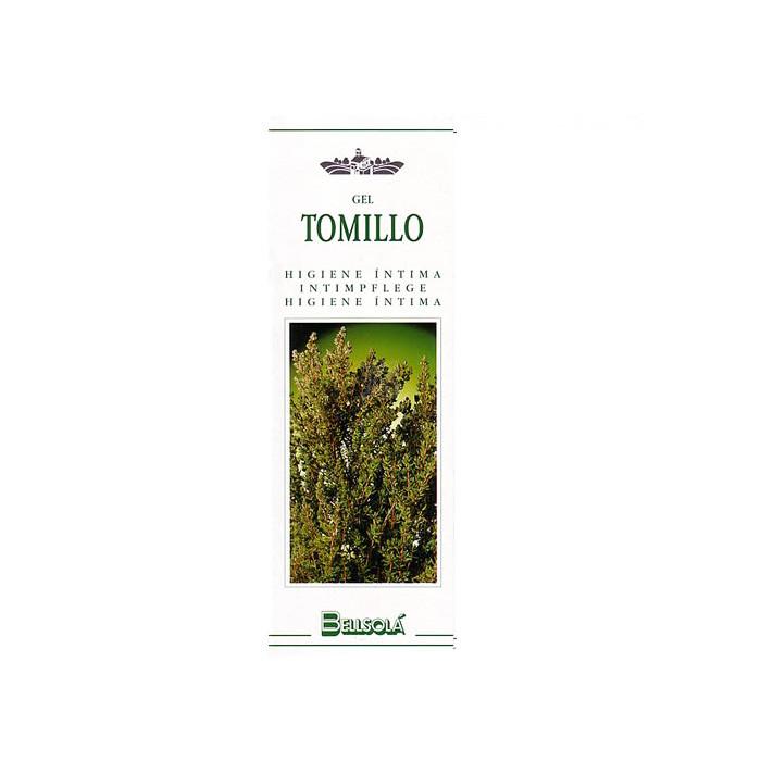Tomillo Gel Higiene Intima 250 Ml Bellsola