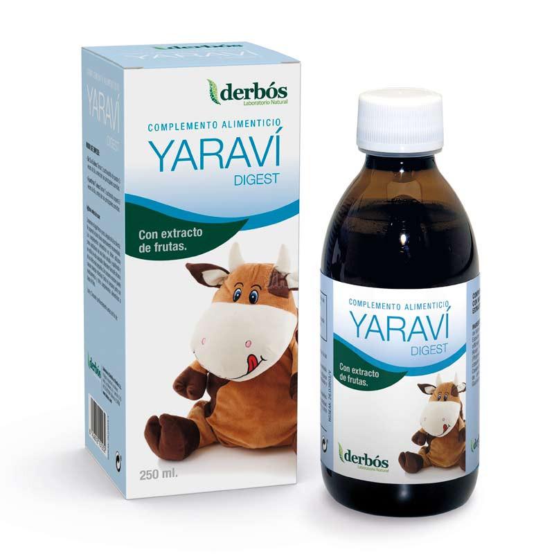 Yaravi Digest Derbós - Farmacia Ribera