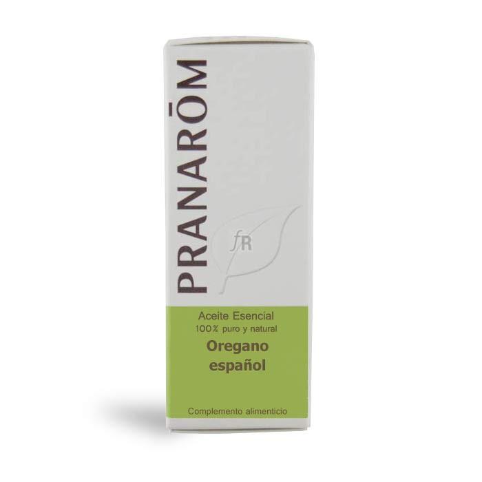 Oregano Español Aceite Esencial 5 Ml Pranarom