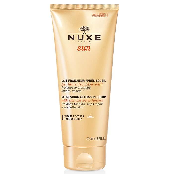 Nuxe Sun Leche Refrescante After Sun 200 Ml.