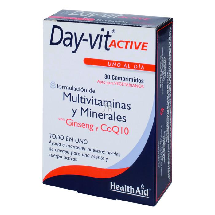 Day-vit Active 30 Comprimidos - Health Aid