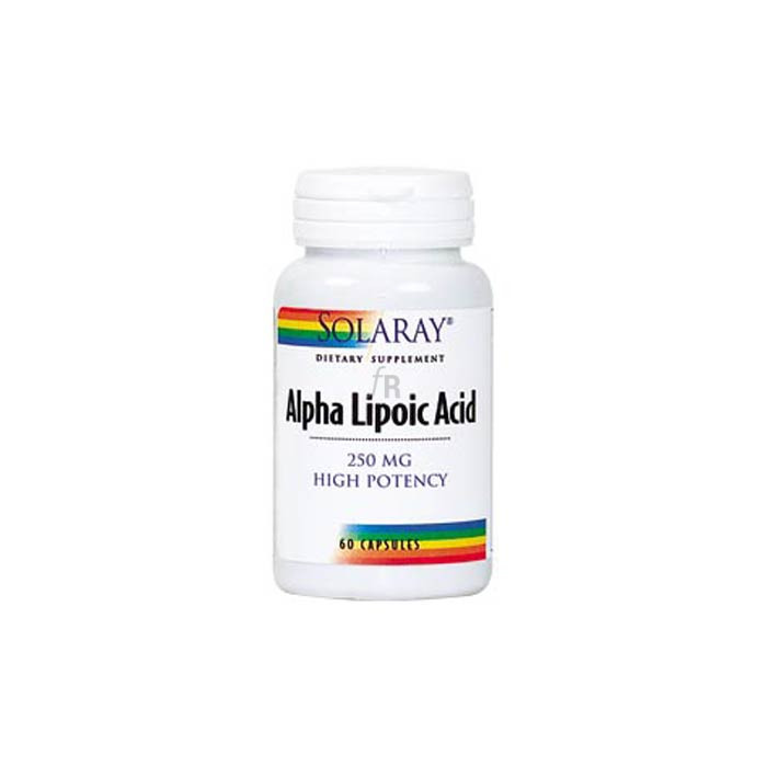 Alpha Lipoic Acid & Cinnamon - 60 Comp.