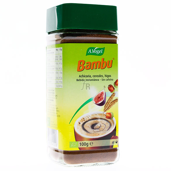 A Vogel Bambú Soluble 100Gr Bioforce