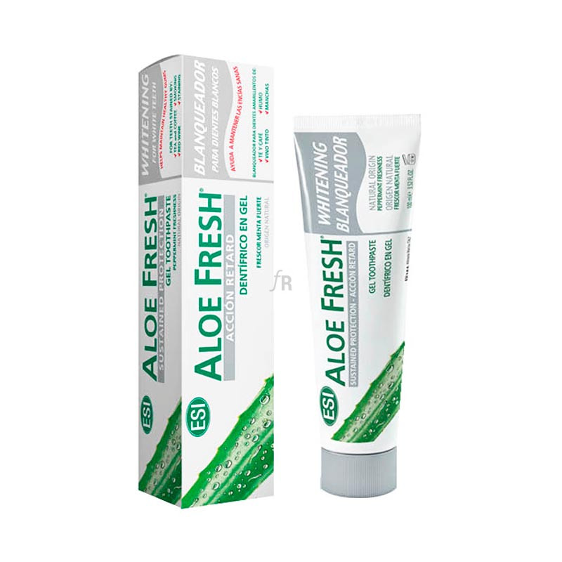 Aloe Fresh Retard Blanqueador 100 Ml - Farmacia Ribera