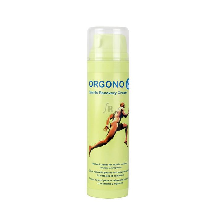 Orgono Sport Recovery Cream - Silicium