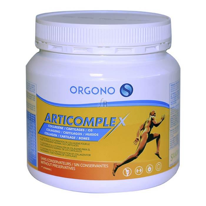 Orgono Articomplex Bote 200 Gr. - Silicium