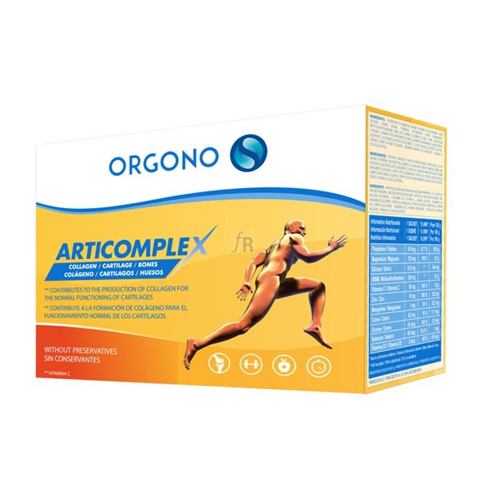 Orgono Articomplex 202 Gr. - Silicium