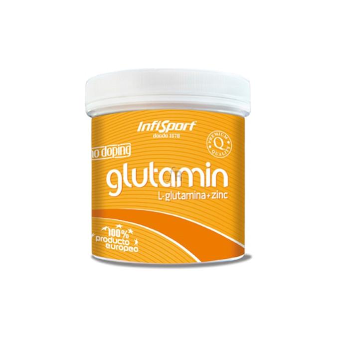 Infisport Glutamin + Zn Polvo