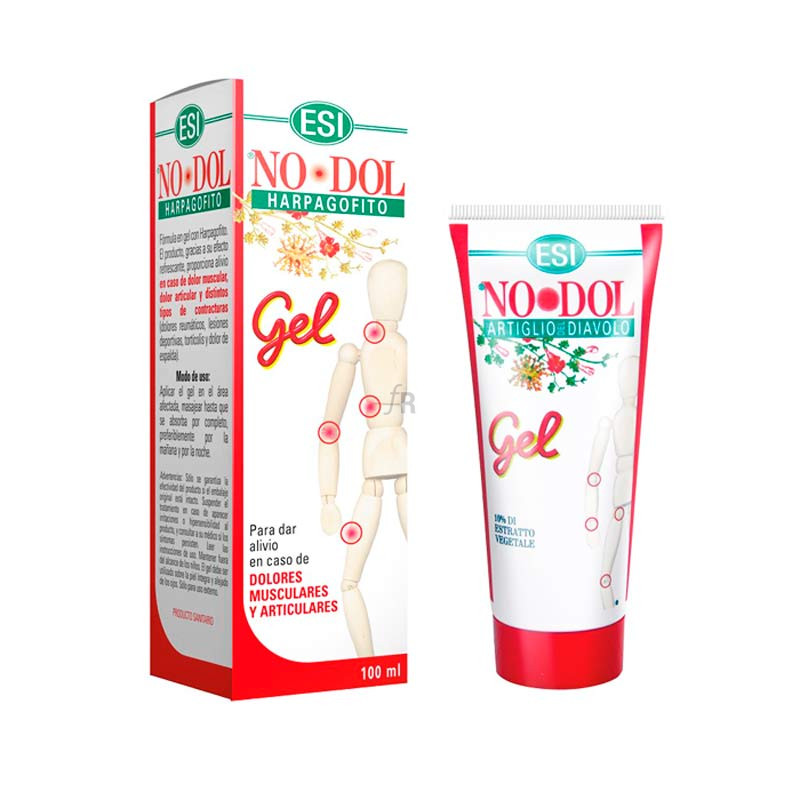 No Dol Harpagofito Gel 100 Ml. - Farmacia Ribera