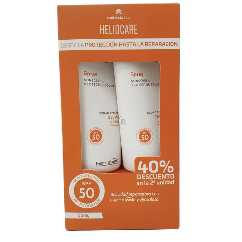 Heliocare Pack Advanced Gel 50+ 200ML