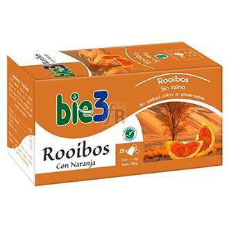 Bie3 Te Rooibos Con Naranja Infusion 25Sbrs.