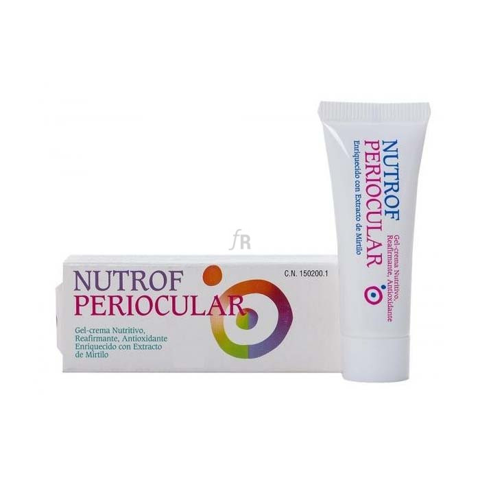 Nutrof Periocular Gel 3 Ml