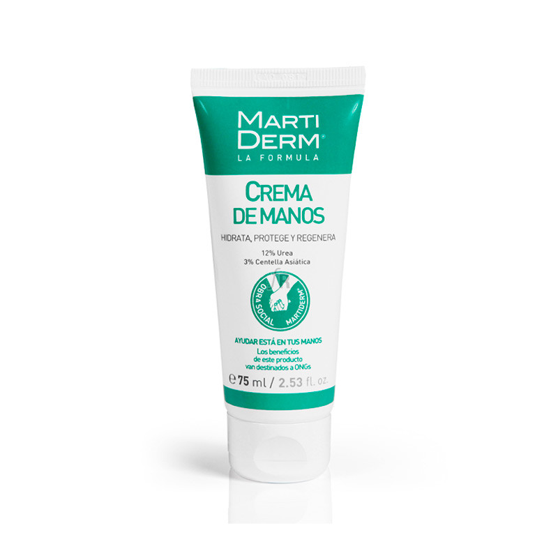 Martiderm Crema de Manos - Farmacia Ribera