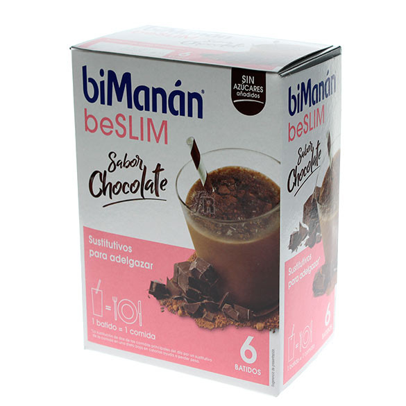Bimanán Batidos Chocolate