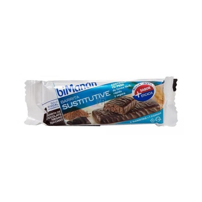Bimanan Expositor Barritas Chocolate Fondant ( 2 - Nutrition Sante Iberica