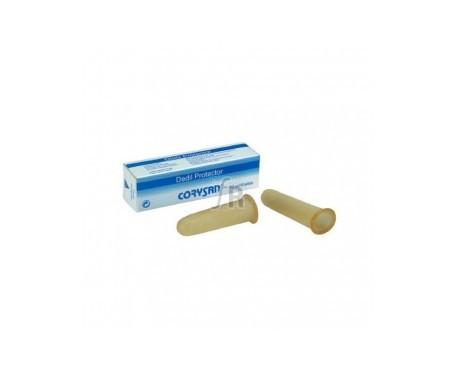 Corysan Dedil Latex Diametro 16 Cm Talla 2 10 U - Farmacia Ribera