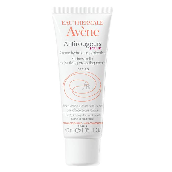 Avene Anti-Rojeces Día Crema Hidratante 40 Ml - Pierre-Fabre