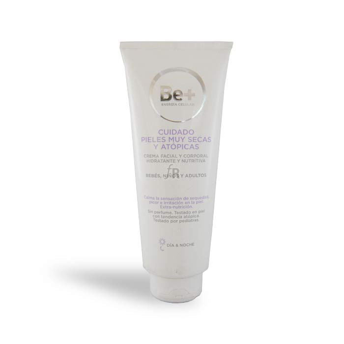 Be+ Crema Pieles Muy Secas Y Atopicas 400 Ml