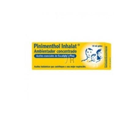Pinimenthol Inhalat Ambientador Concentrado 10 Ml - Farmacia Ribera