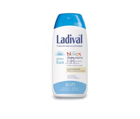 Ladival After Sun Niños Leche Hidratante - (200 Ml) - Farmacia Ribera