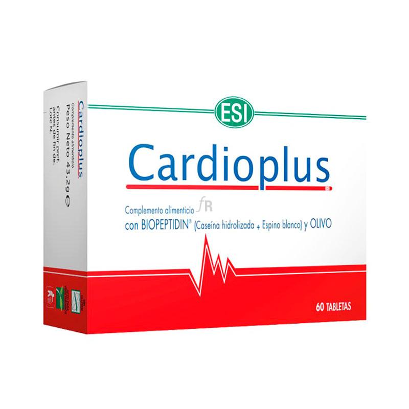 Esi Cardioplus 60 Tabletas - Farmacia Ribera